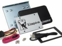 金士頓推出全新超值款UV400固態硬碟